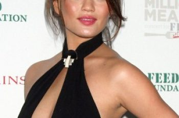 Christine Teigen Measurements are 35-25-35