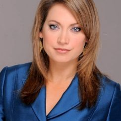 Ginger Zee Bra Size is 32B