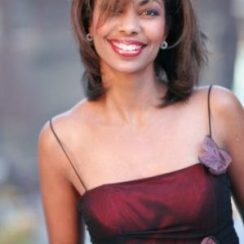 Harris Faulkner Bra Size is 32C