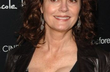 Susan Sarandon Bra Size is 34D