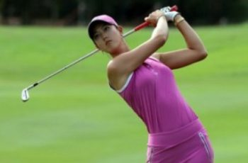 Michelle Wie Measurements are 35-24-35
