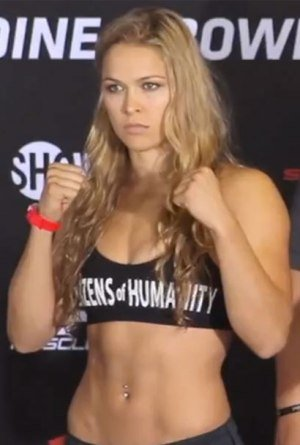 Ronda Rousey Body Measurements, Bra Size, Height & Weight ...