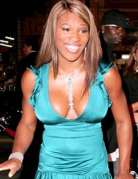Serena Williams Bra Size & Measurements - StarsBraSize.com
