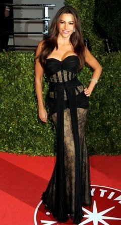 Sofia Vergara Measurements are 37-28-38