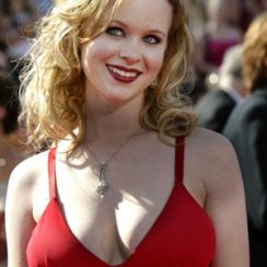 Thora Birch Bra Size is 36C