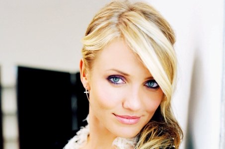 Cameron Diaz measurements are 34-23-35 inches