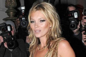 Kate Moss measurements are 34-23-35