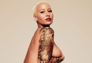 Amber Rose Bra Size and Measurements