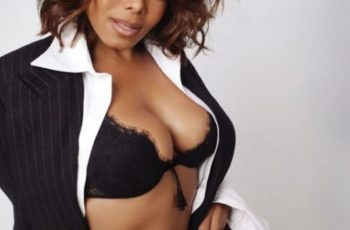 Janet Jackson bra size and measurements