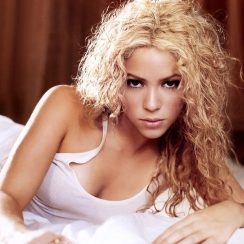 Shakira Bra Size and Measurements