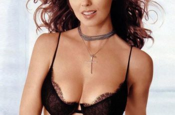 Shania Twain bra size and body measurements