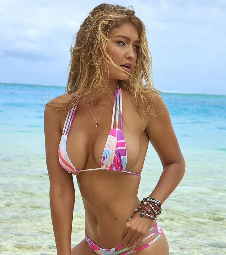 gigi hadid measurements