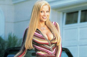 Cindy Margolis Bra Size is 34D