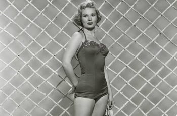 Virginia Mayo 34B Bra Size